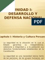 Capitulo 1 y 2 Geopolitica y Defensa Nacional Ing.de Sistemas.