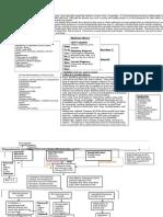 Pneumonia Concept Map