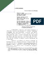 O objeto material como documento