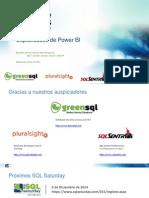Capacidades de Power BI - Andrei Garzon