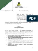 Codigo de Obras Lei 5410.13