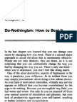 Do NothingIsm