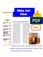 Sibley East Times Vol1.p1