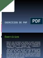 exerciciosphp