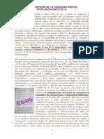 LA IMPOSICIÓN DE LA SOCIEDAD DIGITAL- POSTULADOS ROBÓTICOS V