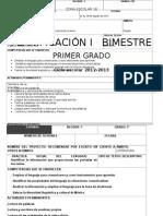 1° GRADO I BIMESTRE.doc