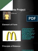 media arts project  1