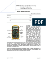 01 Digital Multimeter [DMM]