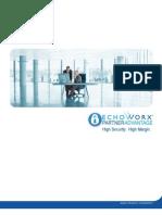 Echoworx Partner Advantage Program