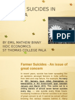Farmers Suicides in Vidarbha