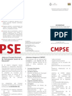 Tríptico CMPSE