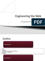 Engineering the Web -My Notes
