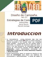 Diseño de Campaña