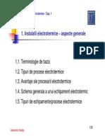 Instalatii Electro Termice in Romina