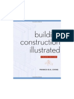 Building Construction Illustrated - Francis Ching