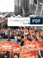 NDP Fiscal Plan