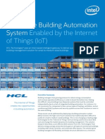 Iot Building Automation System Blueprint