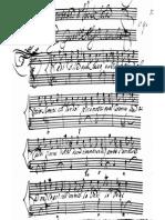 Scarlatti Alessandro Cantata 9 Vedi Fille Quel Sasso
