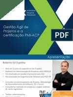 Palestra PMI ACP