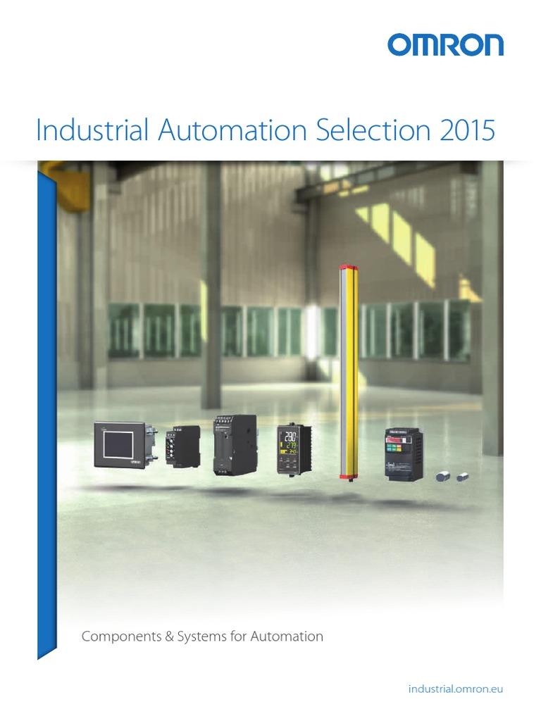 Y212 En2 05 Indautoselection2015 Programmable Logic Controller Patlite Lme 02l Wiring Diagram Automation
