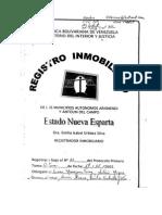 Acta Constitutiva y Estatutos Colegio de Tecnicos