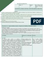 Proyecto Formativo IE Granada