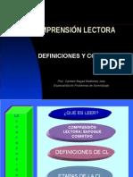 La Comprension Lectora Definiciones y Conceptos 1196453093636385 2