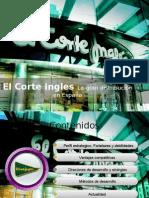 El Corte Ingles La Gran Distribución en España