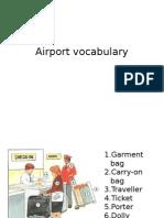 airport vocabulary-