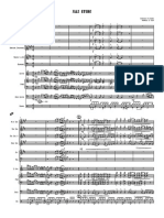 Jazz Etude2 - Score and