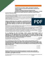 Genética Selectividad Andalucía.