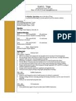 Jobswire.com Resume of kgtripp