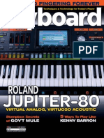 Keyboard Magazine 10 2011