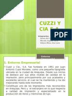 CUZZI Y CIA S