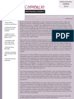 Boletín Finanzas & Comercio febrero 2010