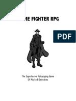 Crime Fighter Corebook