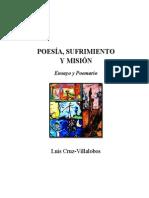 Cruz-Villalobos - Poesia Sufrimiento y Mision