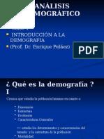 1 Análisis Demográfico 2014