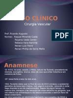 caso clinico cirurgia - aneurisma de carotida.pptx