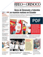 Correo del Orinoco 11/09/2015
