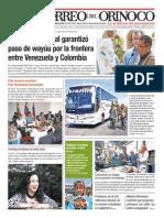 Correo del Orinoco 09/09/2015