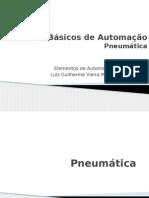 5. Conceitos Básicos de Automação - Pneumática