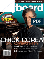 Keyboard Magazine - July 2011