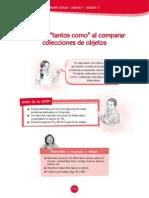 Documentos Primaria Sesiones Matematica PrimerGrado PRIMER GRADO U1 MATE Sesion 11