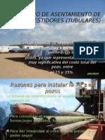 Diseño de Asentamiento de Revestidores (Tubulares)(1)