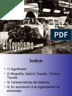 Toyotismo ( Begoña, Sergio, Carolina y Juanma) (1)