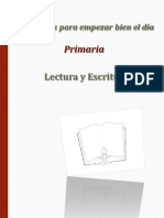 LecturayEscrituraPrimariaActividade iniciar bien el dia.pdf