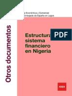 Estructura Del Sistema Financiero en Nigeria