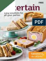 Brochure party