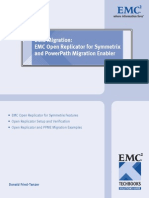 h5765 Data Migration Open Replicator Symm Ppme Techbook
